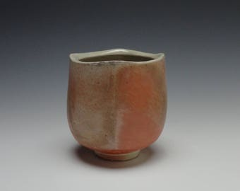 Squared Cup with Flashing Slip