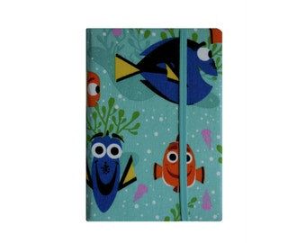 Kindle Paperwhite Cover Kindle Case Cover, Paperwhite Case Kindle Fire HD 7 8 Case, Nook Glowlight Plus, Licensed Finding Dory Disney fabric
