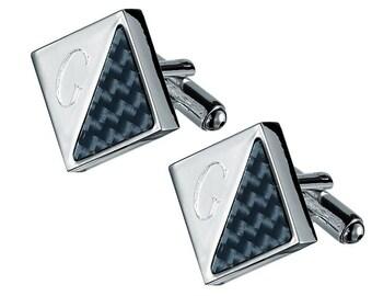 Cufflinks Personalized, Groomsmen Cufflinks, Engraved Cuff Links, Groom Cufflinks, Wedding Cufflinks, Personalized CuffLinks - VCUFF903