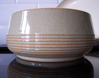 Denby Camelot Large Salad / Serving Dish / Bowl