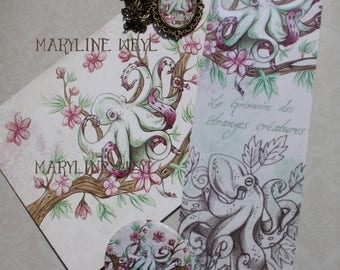 "Nice magic set ""arboreal Octopus"""