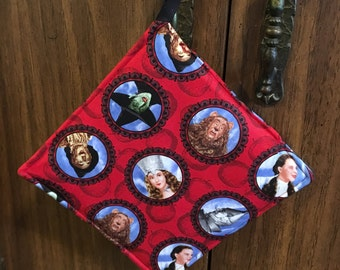 Wizard Of Oz Pot Holder Hot Pad