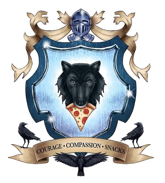 Custom House Sigil Custom Coat of Arms Custom Sigil House