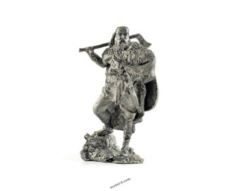 140 tin 75mm Germanic Warrior