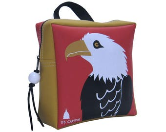 Little Packrats US CAPITOL EAGLE Backpack