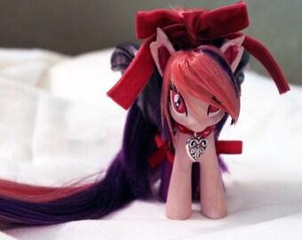 My Little Pony:FIM Custom OC Sweet Velvet