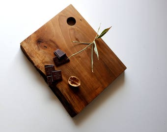 Cheese Board, Cutting Board,Walnut Cutting Board, Charcuterie Board, Bread Board, Serving Board,Simple Board,Chef Gift,Housewarming Gift
