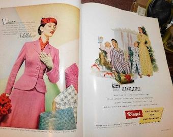 1951 American Fabrics Issue