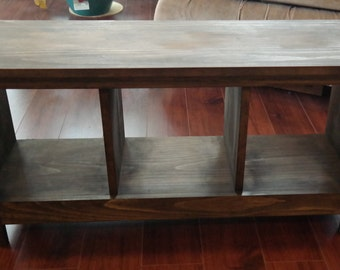 Entryway Bench Custom Furniture Shoe Cubby Cubby Storage Bench Bench Seat Entertainment Center