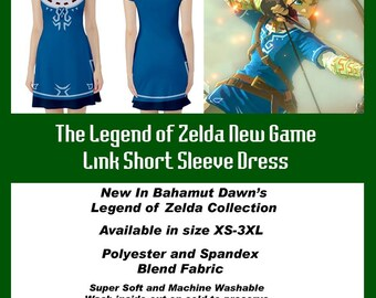 Link inspired dresses