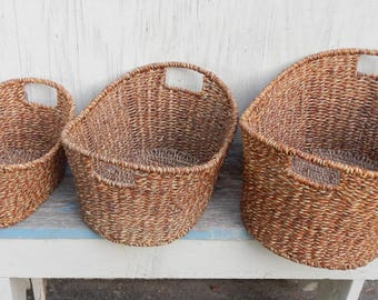 Trio of Awesome Stacking Baskets!