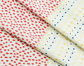 Simple and Modern Pattern Cotton Fabric by Yard - Designer's Fabric