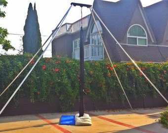 16' Free-Standing Aerial Rig