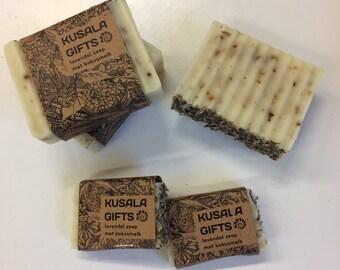 Lavender Soap with Coconut Milk - Regular