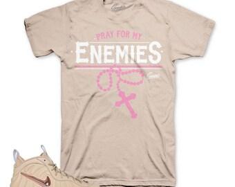 Foamposite Vachetta Tan Enemies Shirt