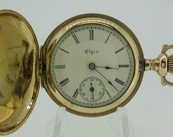 1894 Elgin Pocket Watch
