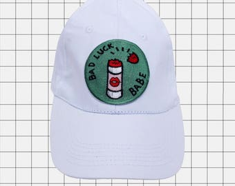 Bad Luck Babe Dad Hat