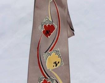 Vintage 1940s Men's Tie