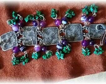 Malachite Garden Bracelet