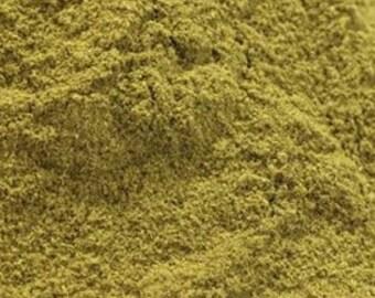 Kaffir Lime Leaves, Ground