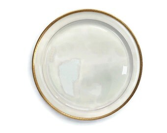 Large Lenox Marshall Field & Company Platter with Gold Trim