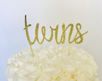 Twins cake topper / Twins baby shower