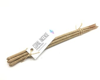 Copal Incense Sticks from Peru 5 und.
