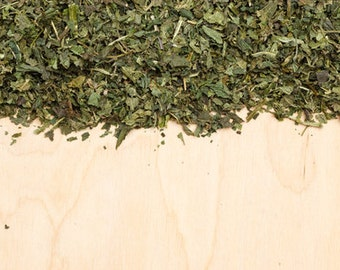 Organic Nettle Leaf Herb C/S 1 oz Fresh and Pure High Quality!