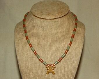 Vintage Pre Columbian Necklace