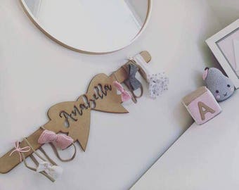 Personalised Bow Holders