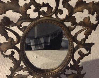 Antique Victorian Mirror