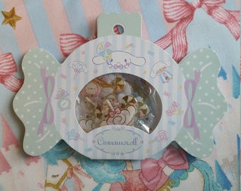 Cute Puffy Cinnamoroll Sticker Flakes