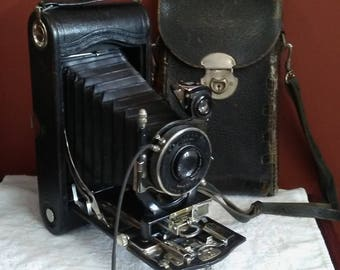 3A Autographic Kodak Special Model B Licensed for use with EASTMAN Autographic film Patent 1917