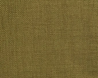 Khaki Woven - Upholstery Fabric by the Yard