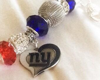 north carolina panthers panthers jewelry bracelets panthers. Black Bedroom Furniture Sets. Home Design Ideas