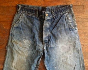Mens Lee Carpenter Jeans