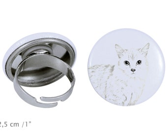 Ring with a cat - Munchkin