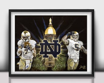 Notre Dame Wall Art notre dame drawing   etsy