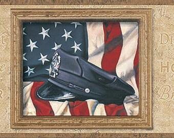 Americana Patriotic TA39022B Wallpaper Border