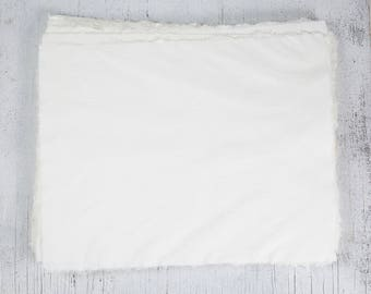 Paper by the sheet, custom size handmade paper, custom paper order, paper made to order, 8.5x11, 11x17, 4x6, 5x7, 14x18 handmade paper sheet