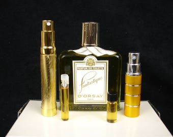 Vintage, Niche, D'Orsay, Fantastique, Parfum de Toilette, Extremely Rare, Old Perfume, Sample, Discontinued, Old Formula