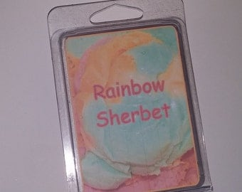Rainbow Sherbet Soy Wax Melts