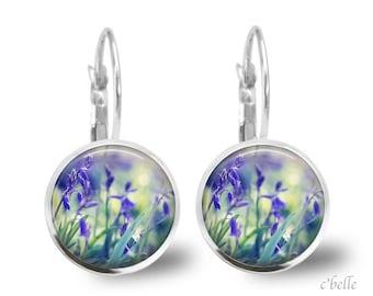Earrings flowers spring 10