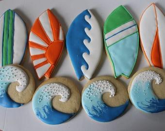 surfer cookies