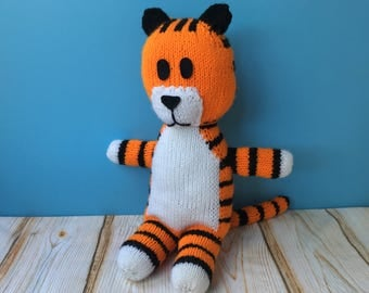 Hobbes Stuffed Animal