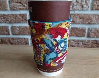 Marvel Comics Corset Style Cup Cozy