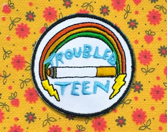 Troubled Teen PATCH
