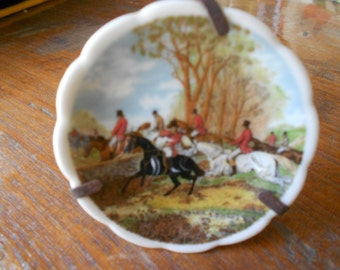 Mini plate decor/miniature plates limoges/small mini plate limoges/Limoges France