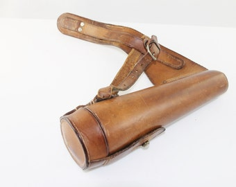 James Dixon & Sons saddle flask