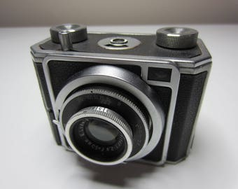 Mimosa II Camera - Used - Working Condition Unknown - Old Camera for Display!